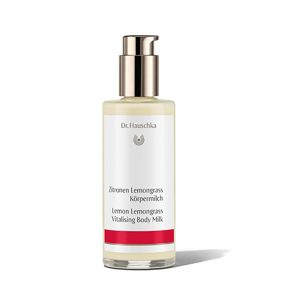 Dr Hauschka Lemon Lemongrass Vitalizing Body Milk